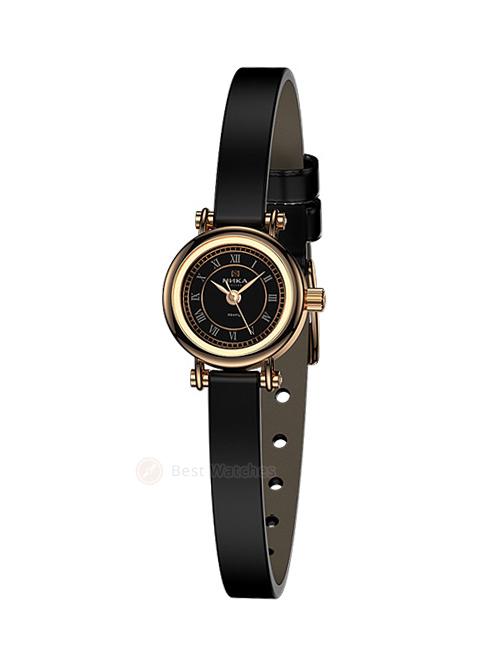 Женские наручные золотые часы в коллекции Viva НИКА 0313.2.1.41. купиь Женские наручные fashion часы в коллекции N030